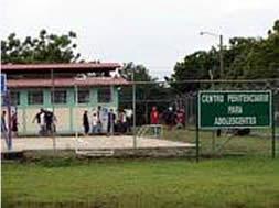 Avanza proyecto de justicia juvenil en el sistema penitenciario de Tipitapa (Nicaragua)