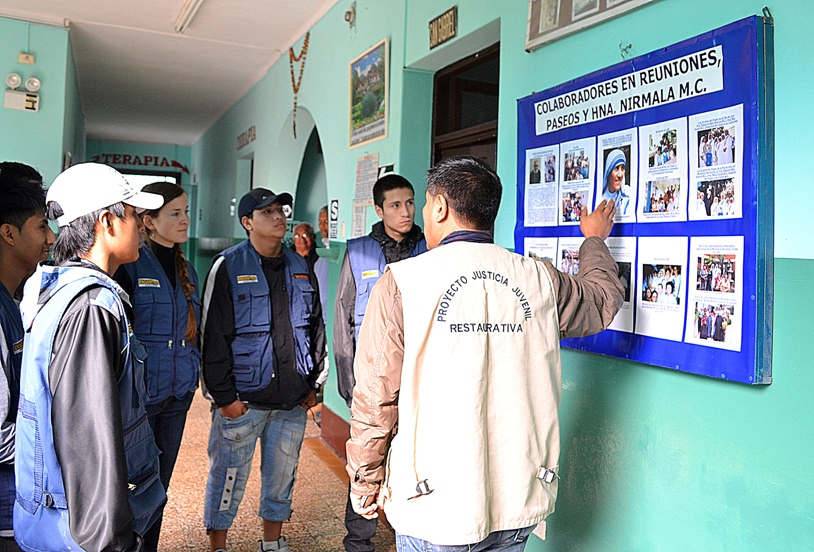 Proyecto Justicia Juvenil Restaurativa Perú