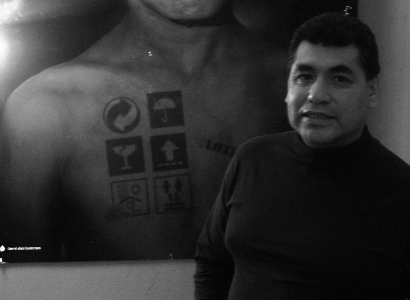 Óscar Vásquez, asesor de Justicia Juvenil Restaurativa
