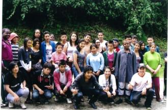 campamento lderes juveniles de carchi 1
