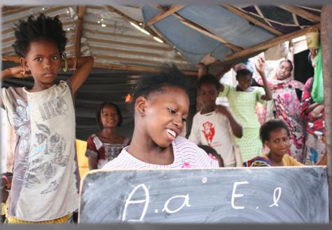 Petites Bonnes. Mauritania