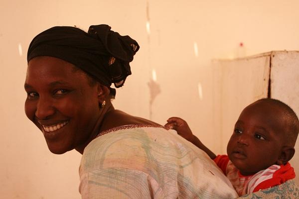 Atenciones Médicas Especializadas. Senegal