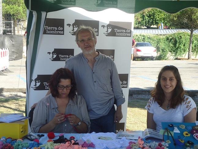Tierra de hombres Galicia participa, un año más, en la Jornada Solidaria de Oleiros