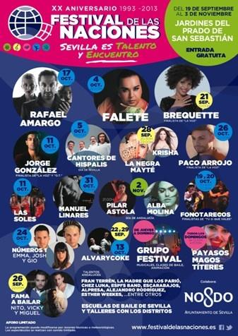 Tierra de hombres participa en la XX edición del Festival de las Naciones
