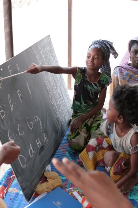 4. Proyecto Petites Bonnes Mauritania. Tiera de hombres