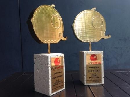 Quattro Idcp recibe el premio a la mejor acción de marketing directo por la campaña realizada para Viaje hacia la Vida de Tierra de hombres
