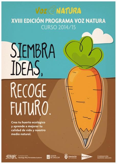 La Delegación de Tierra de hombres en Galicia participa en la fiesta «Voz Natura»