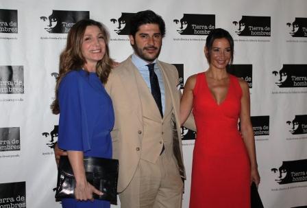 Belen Sanz El actor Fernando Candela y la bailaora de Ballet Flamenco Cecilia Gmez OK