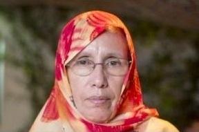 «Es un orgullo haber conseguido que una niña de 13 años no se case con un hombre de 50». Aminetou Ely, presidenta de la Asociación de Mujeres Cabeza de Familia de Mauritania. Amenazada de muerte
