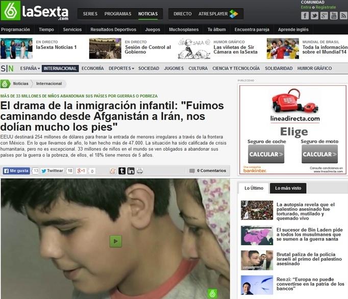 lasexto tamkin migrants