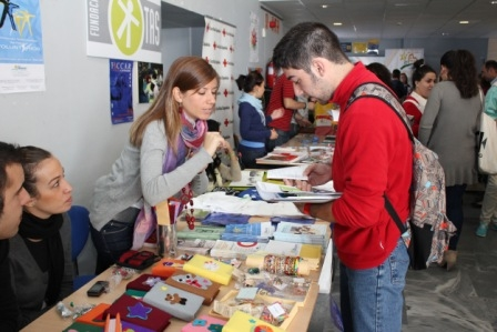 Tierra de hombres presente en las Jonadas de Participación Social y Voluntariado de la Universidad Pablo de Olavide