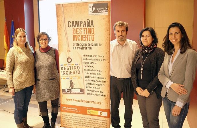«Aproximaciones a la Niñez en Movimiento en España», una compleja e invisible realidad