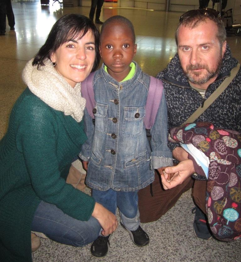Despedidas y llegadas a Málaga gracias al programa «Viaje hacia la vida»