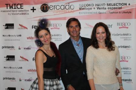 TWICE VioletaAndCo organiza una puja a beneficio de Tierra de hombres dentro del primer gastro fashion event de Sevilla