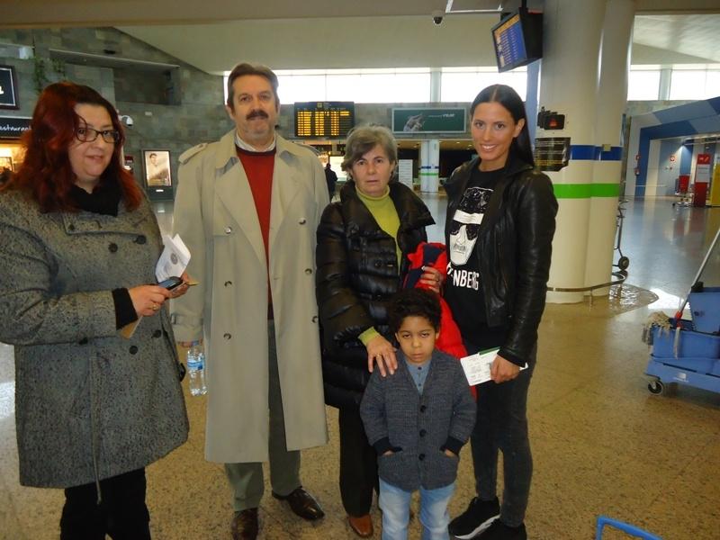"""Mohamed y Ahmed vuelven a Mauritania completamente recuperados, gracias al programa """"Viaje  hacia la Vida»"""