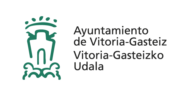 ayuntamiento vitoria logo vector horizontal