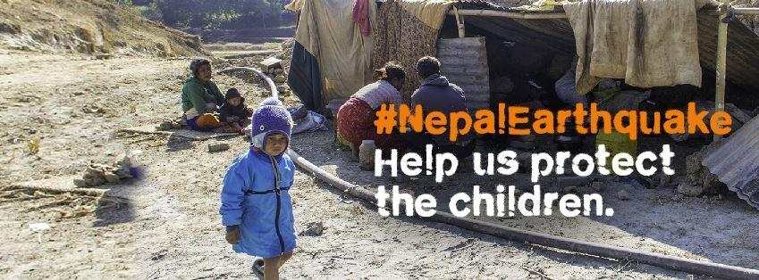 Nepal: Terre des hommes ofrece ayuda de emergencia a la infancia víctima del terremoto