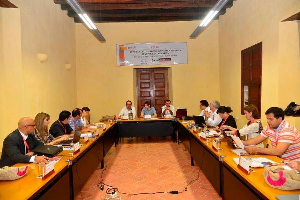 Grandes avances para Iberoamérica. Aprobada la Declaración de Justicia de Juvenil Restaurativa