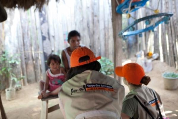 Oferta de trabajo en Tierra de hombres-España: Responsable de Zona -A