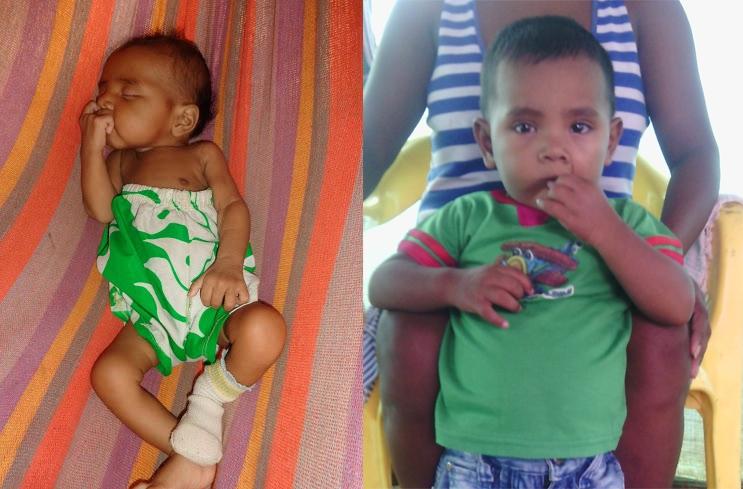La historia de Luchito. Nutrición adecuada: pieza clave para el desarrollo vital de la infancia