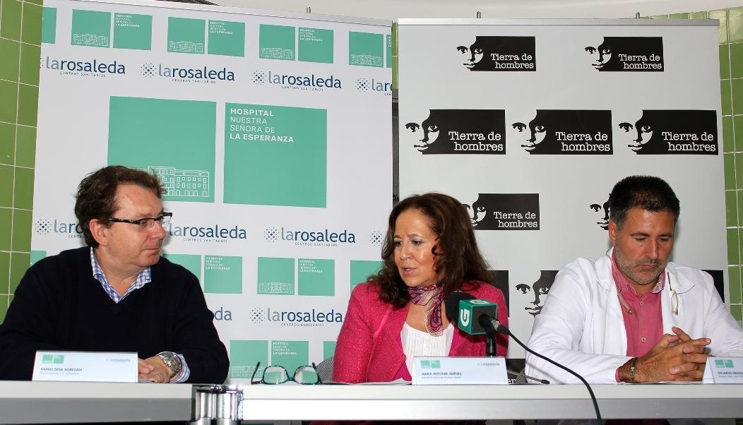 El hospital Nuestra Señora de la Esperanza se une al programa «Viaje hacia la Vida» en Santiago de Compostela
