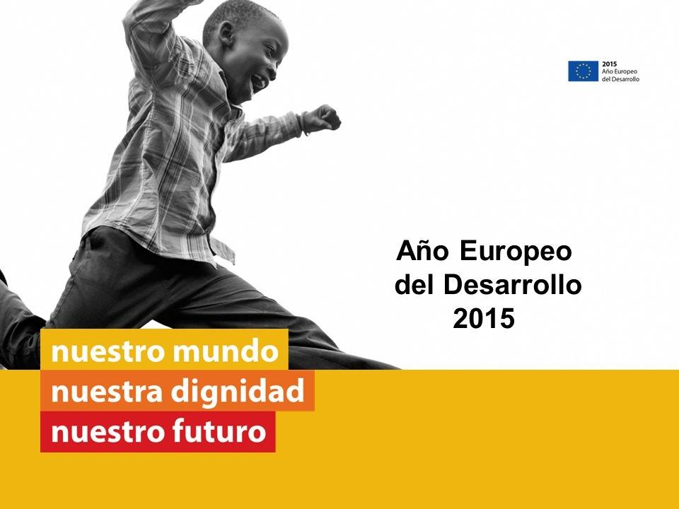 Balance positivo del Año Europeo del Desarrollo