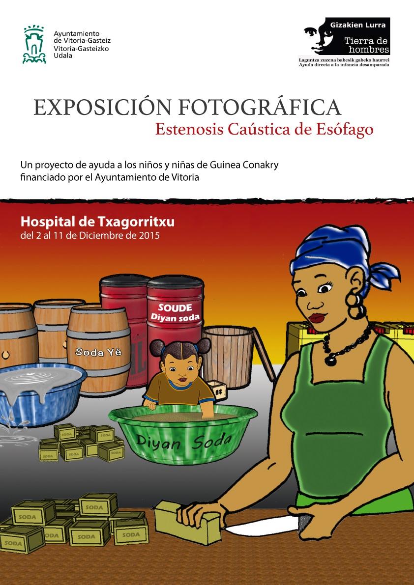 Cartel Exposición Guinea