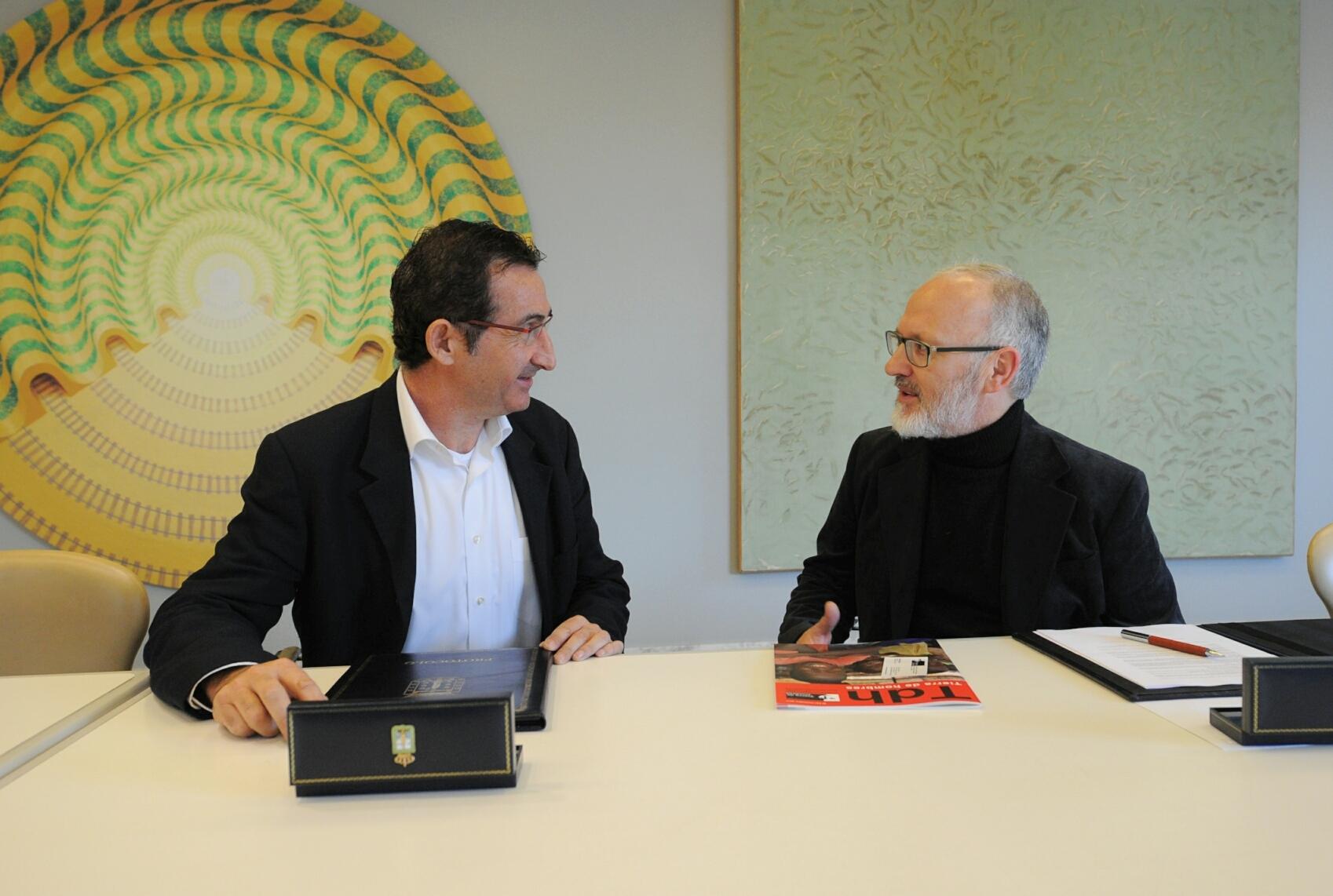 La Diputación de A Coruña reafirma su apoyo al programa ''Viaje hacia la Vida''