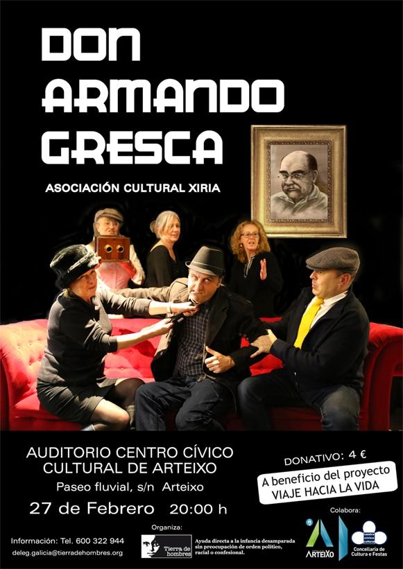»Don Armando Gresco» por «Viaje hacia la Vida»