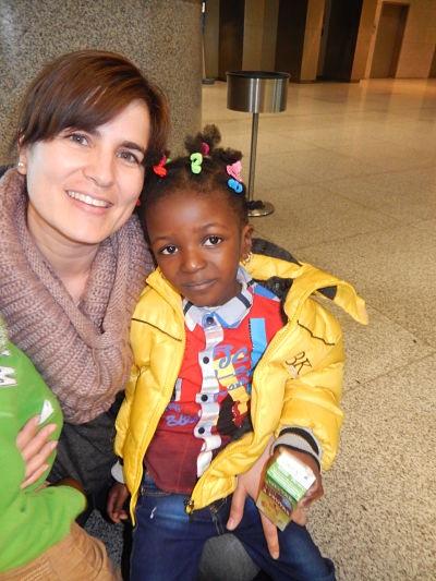 Mouhamed regresa a Senegal y Málaga da la bienvenida a Fatou