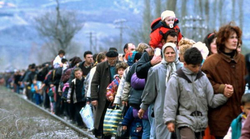 Tierra de hombres se une al manifiesto por las personas refugiadas #YoAcojo