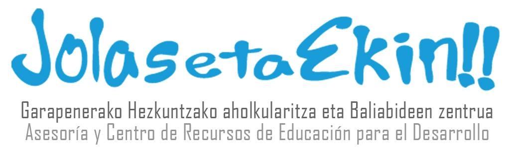 Jolas eta Ekin: taller de participación juvenil en Euskadi