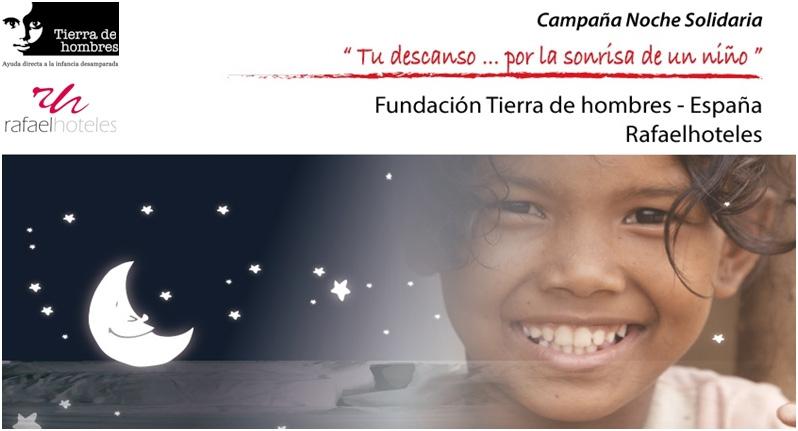 «Noche Solidaria» para ayudar a niños africanos gravemente enfermos