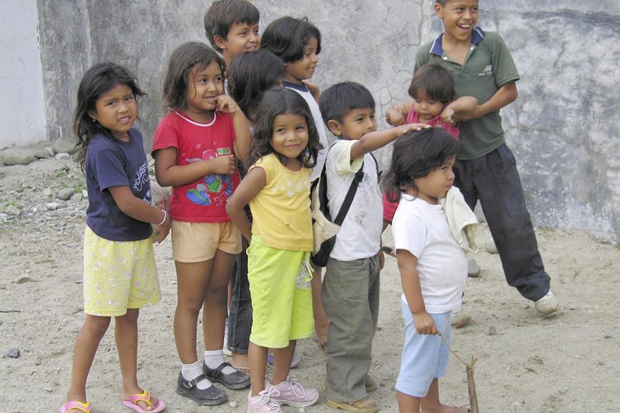 Terremoto en Ecuador: Tierra de hombres proporciona asistencia psicosocial a niñas y niños