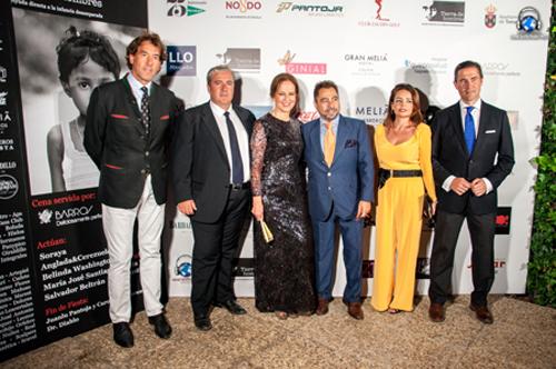 Alvaro de Marichalar Fran Cisneros M Antonia Jimnez Pepe Garca de Tejada Pilar Guijarro y Fco Javier Camacho Jimnez