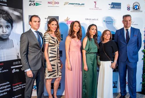 Antonio Duvison y Sra Ramn Valencia y Sra y Sras de Israel Ortega y Antonio Ortega de Ctering Barros