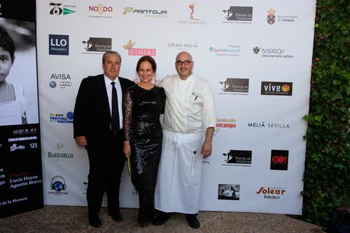 Fran Cisneros Paisajista M Antonia Jimnez Tdh - Espaa Antonio Barros Chef Ctering Barros