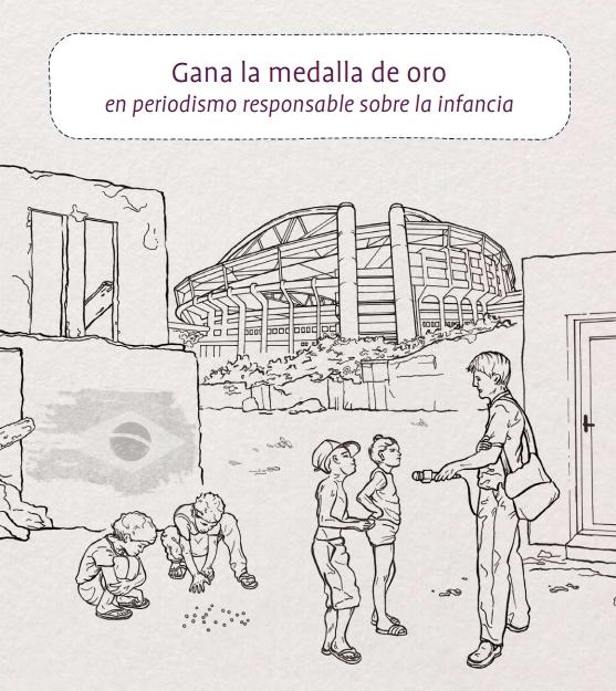JJ.OO. 2016: Guía para que los medios protejan los derechos de los niños y niñas de Río de Janeiro