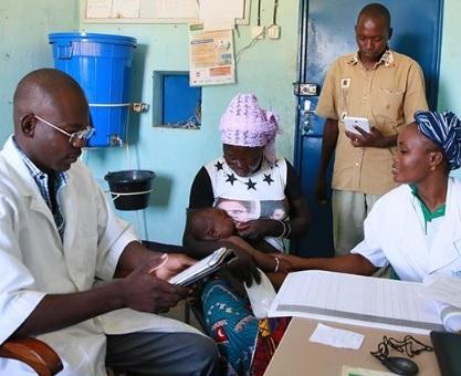 IeDA – Innovación tecnológica para mejorar la salud de niños y niñas en Burkina Faso