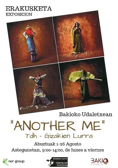La exposición «Another Me», que muestra la historia de supervivientes de trata, llega a Euskadi