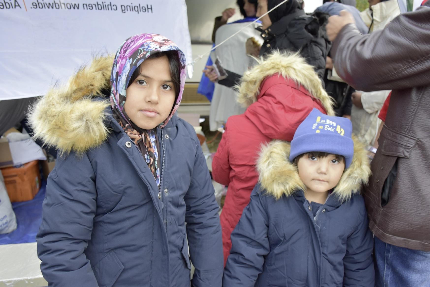 #DíaInternacional: Respeten los derechos de los niños migrantes y refugiados