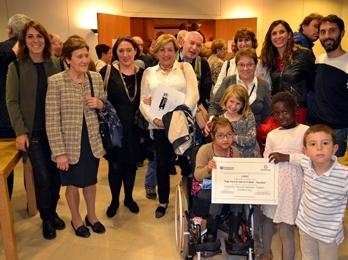 El Colegio de Médicos de Gipuzkoa reconoce la labor de Tdh – Gizakien Lurra