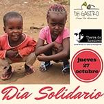 Día Solidario en «DH Gastro». Jueves 27 de octubre. Recaudación a beneficio de «Viaje hacia la Vida»