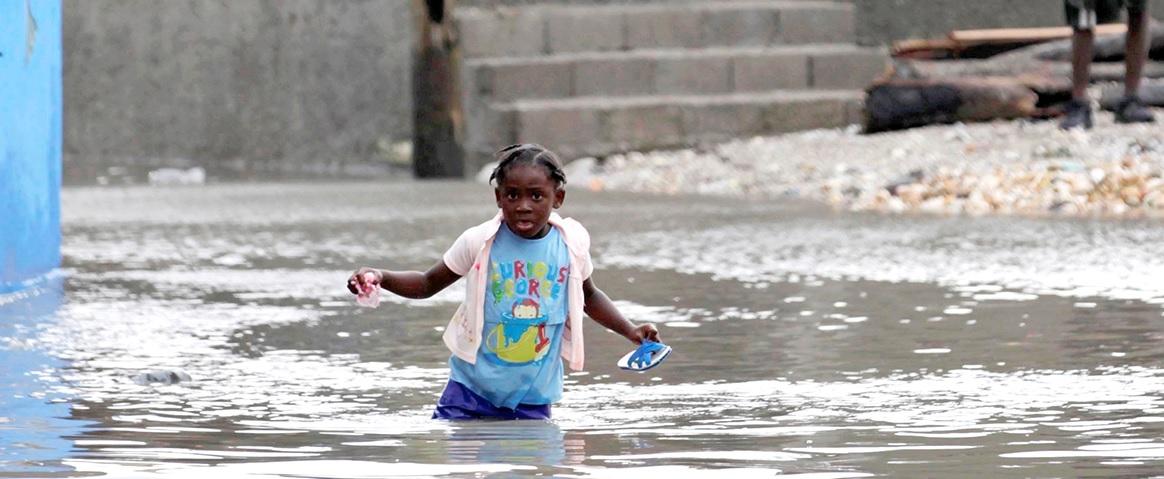 Haití: miles de niños y niñas necesitan tu ayuda