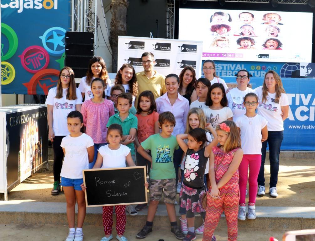 fotnot actividad sensibilizacion festival naciones ayuda infancia