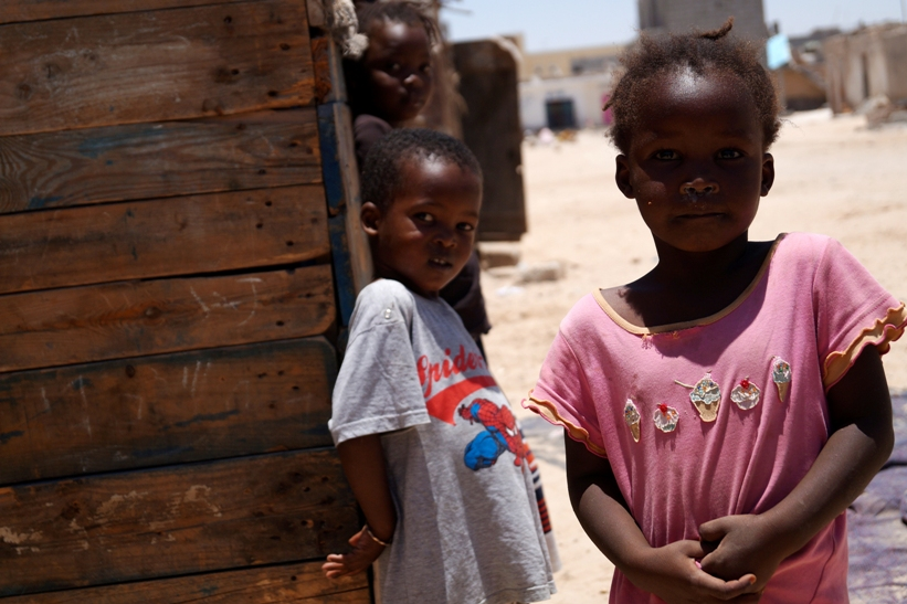 fotnot mauritania ayuda infancia