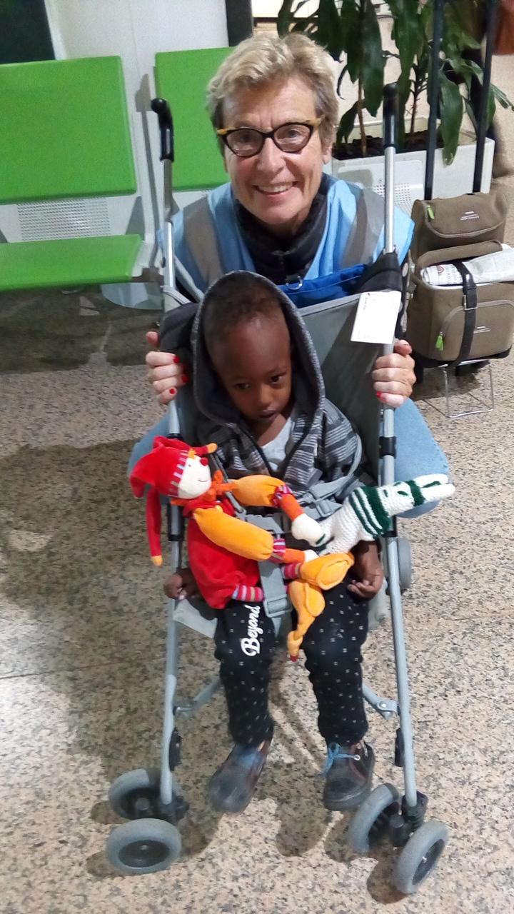 viaje hacia la vida elemine ayuda infancia