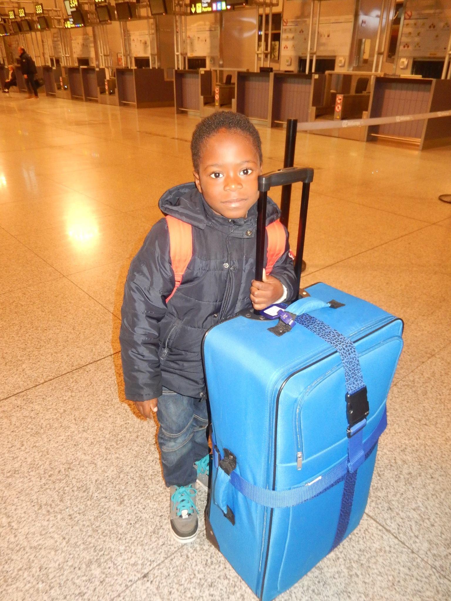 Rawiya llega a Galicia y Jean Luc se reencuentra con su familia en Benin