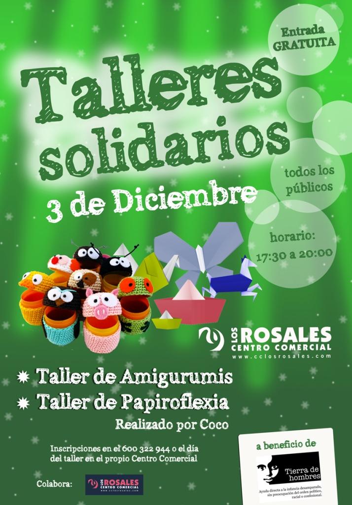 fotnot galicia taller amigurumis ayuda infancia