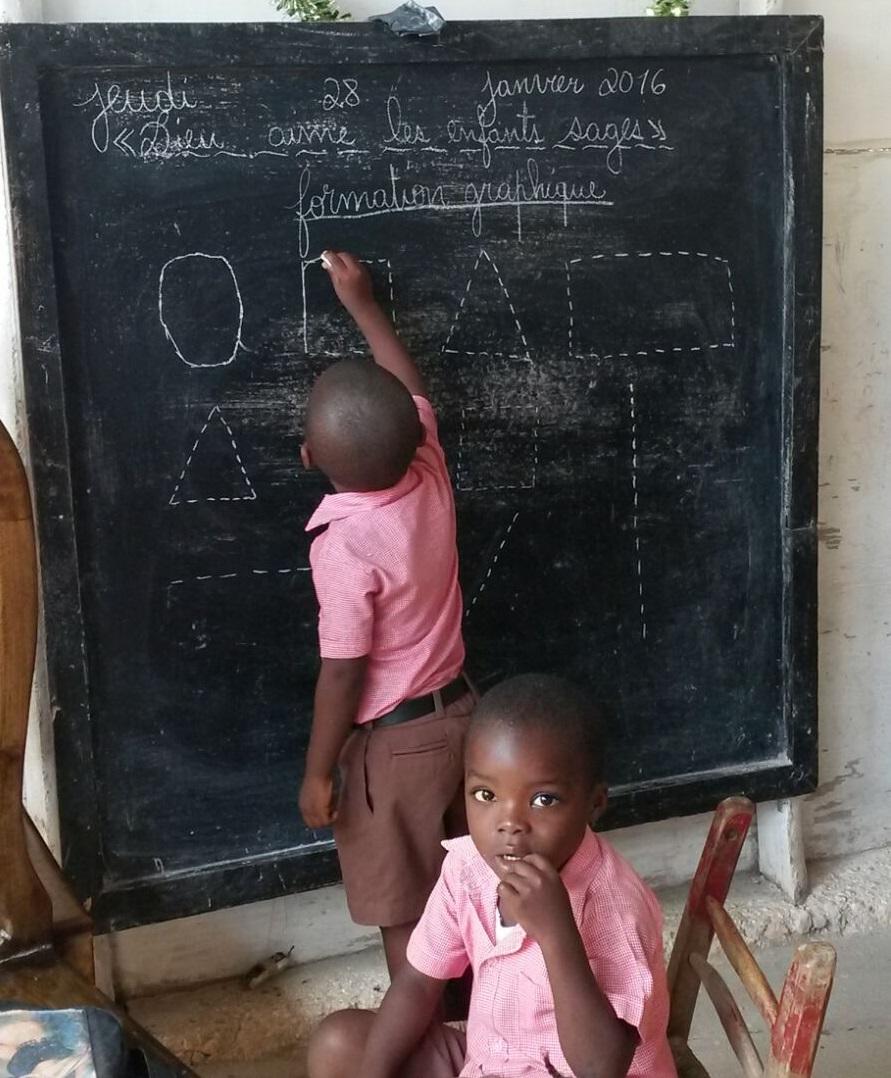 fotnot proyecto aprobado haiti ayuda infancia